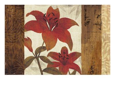 Floral Harmony I-Mo Mullan-Art Print