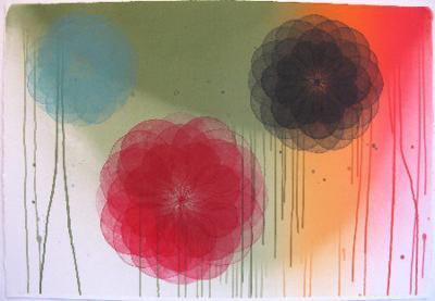 Floral I-Marianne Grönnow-Collectable Print