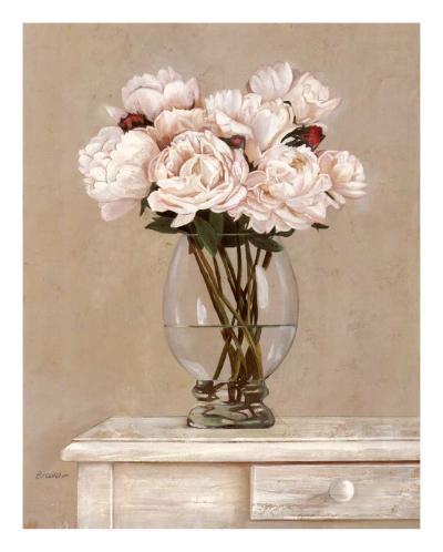 Floral III-Bravo-Art Print