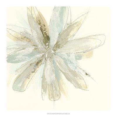 Floral Impasto I-June Erica Vess-Giclee Print