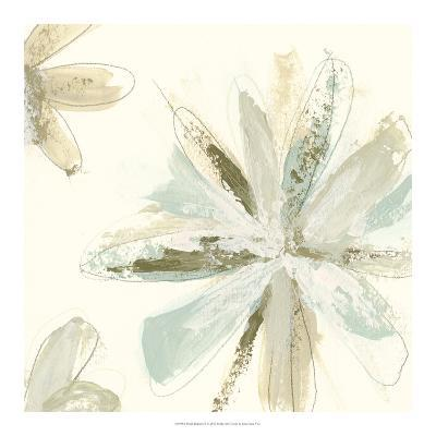 Floral Impasto II-June Erica Vess-Giclee Print