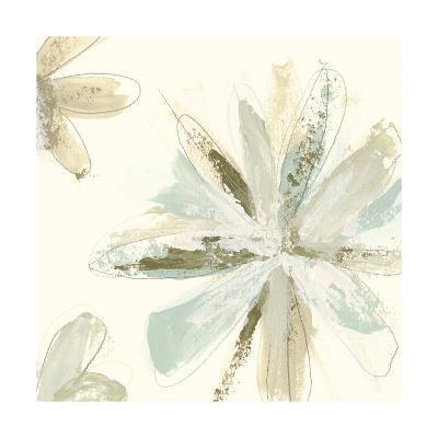 Floral Impasto II-June Vess-Art Print
