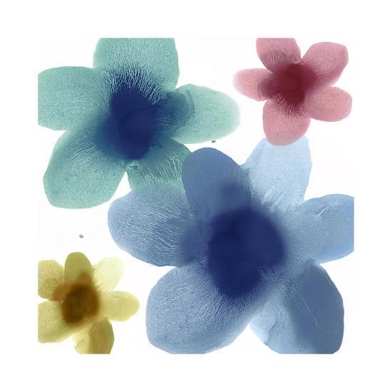 Floral Joy I-Hannah Carlson-Giclee Print