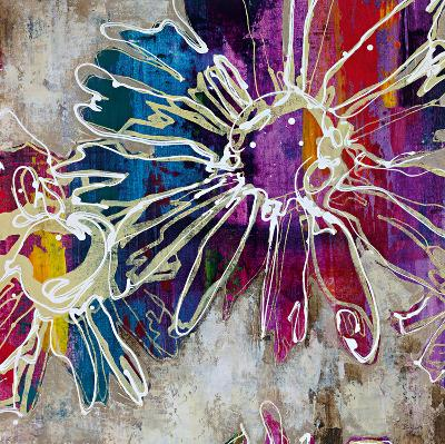 Floral Kick I-Bridges-Art Print