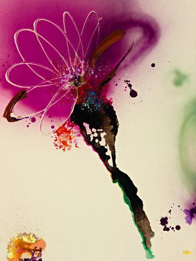 Floral Mist I-Leila-Giclee Print