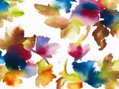 Floral Mystic-Tanuki-Giclee Print