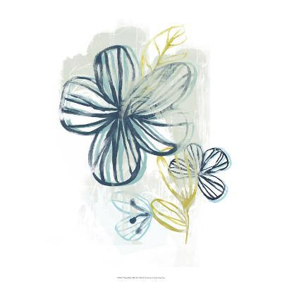 Floral Offset II-June Erica Vess-Giclee Print