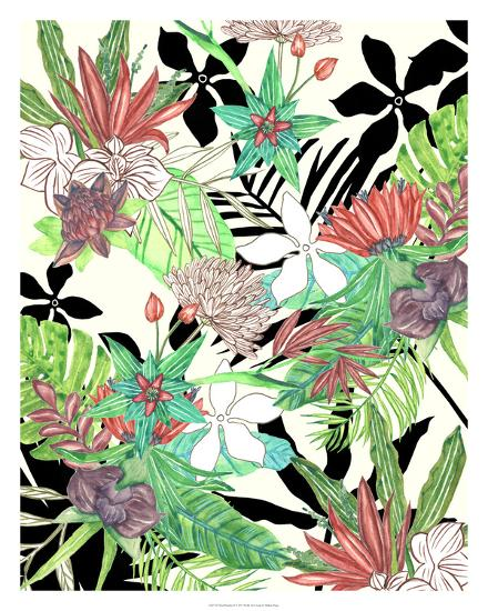 Floral Paradise II-Melissa Wang-Giclee Print
