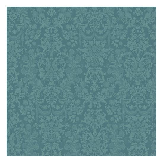 Floral Pattern-Jace Grey-Art Print