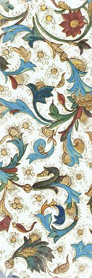 Floral Patterns-Jace Grey-Art Print