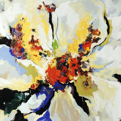 Floral Play-Sydney Edmunds-Giclee Print