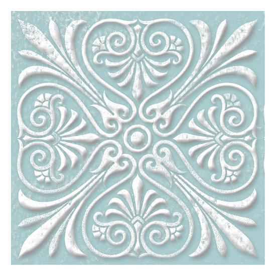 Floral Pop Four-Jace Grey-Art Print