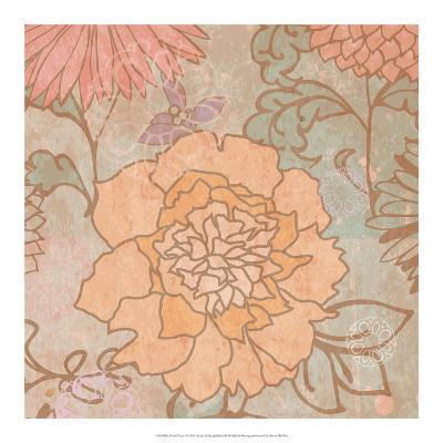 Floral Punch I-Leslie Mark-Art Print