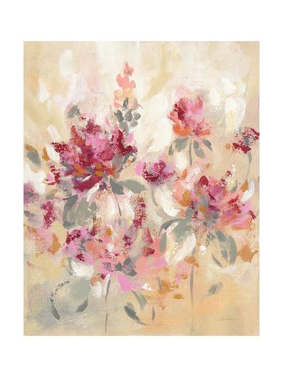 Floral Reflections I-Silvia Vassileva-Art Print