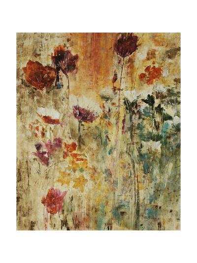 Floral Swan III-Jodi Maas-Giclee Print