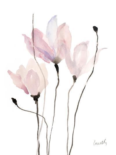Floral Sway II-Lanie Loreth-Premium Giclee Print
