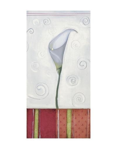 Floral Tapestry II-Elena Miller-Art Print