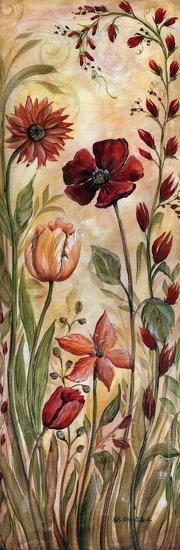Floral Tapestry II-Kate McRostie-Art Print