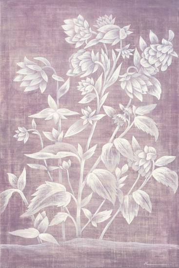 Floral Tapestry III-Jinny Lee-Art Print