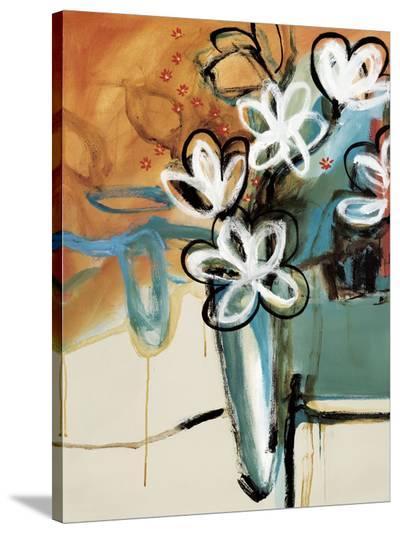 Floral Trance II-Natasha Barnes-Stretched Canvas Print