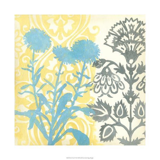 Floral Triad I-Megan Meagher-Art Print