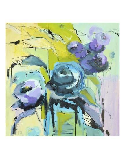 Floral VI-Kim McAninch-Art Print