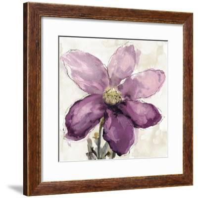 Floral Wash II-Tania Bello-Framed Giclee Print