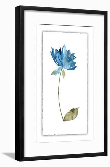 Floral Watercolor VI-Kiana Mosley-Framed Limited Edition