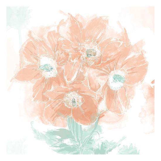 Floral Watercolor-OnRei-Art Print