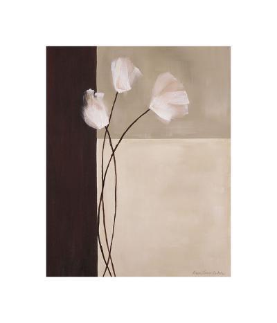 Floral Whispers II-Karen Lorena Parker-Giclee Print