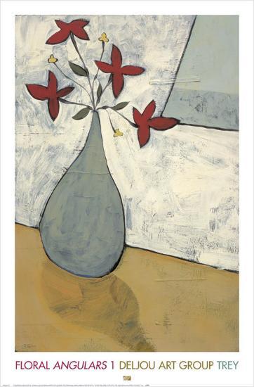 Floralangulars I-Trey-Art Print
