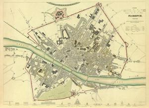 Florence, Italy, c.1835