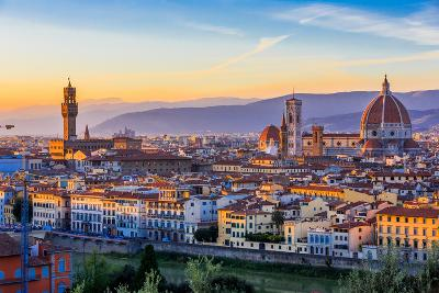 Florence, Italy-sorincolac-Photographic Print