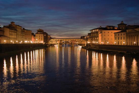Florence Reflections I-Rita Crane-Photographic Print