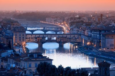 Florence Skyline-Visions Of Our Land-Photographic Print