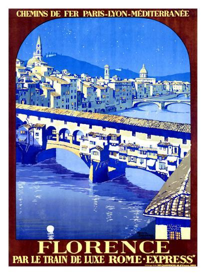 Florence-Roger Broders-Giclee Print