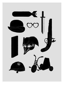 2011 A Kubrick Odyssey by Florent Bodart