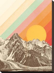 Mountainscape 1 by Florent Bodart
