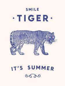 Smile Tiger by Florent Bodart