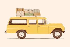 Summer Car by Florent Bodart
