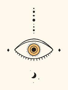 Universe Eye Ii by Florent Bodart