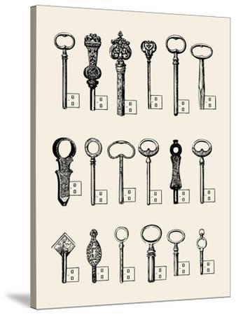 Usb Keys by Florent Bodart