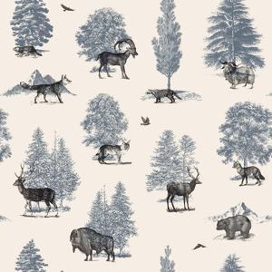 Where they Belong - Winter by Florent Bodart