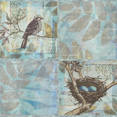 Florentine Songbird I-Paul Brent-Art Print