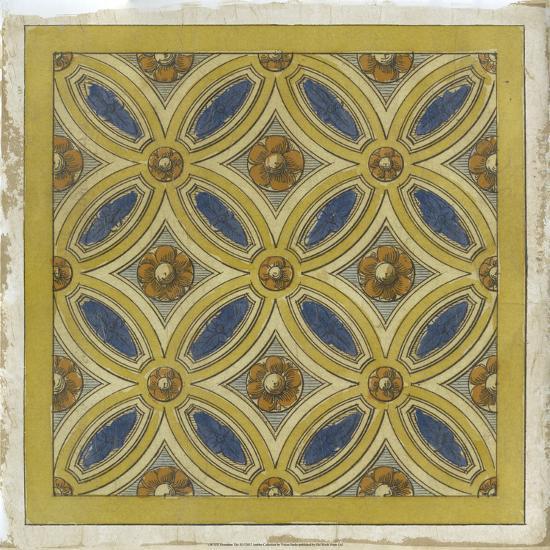 Florentine Tile III--Giclee Print