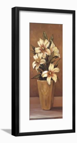 Flores II-Julianne Marcoux-Framed Art Print