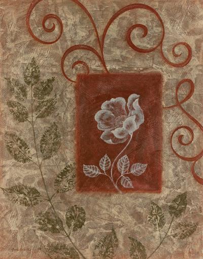 Florescence II-Jane Carroll-Art Print