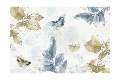 Floresta I-Katie Pertiet-Art Print