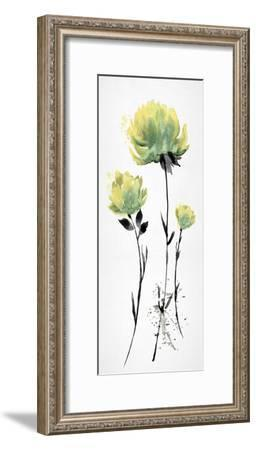 Floret Blush II-Tania Bello-Framed Art Print
