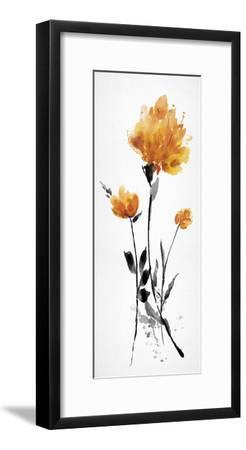 Floret Blush III-Tania Bello-Framed Art Print